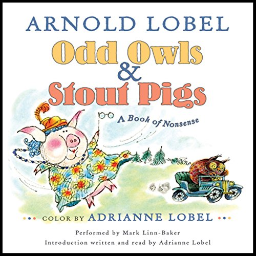 Odd Owls & Stout Pigs audiobook cover art