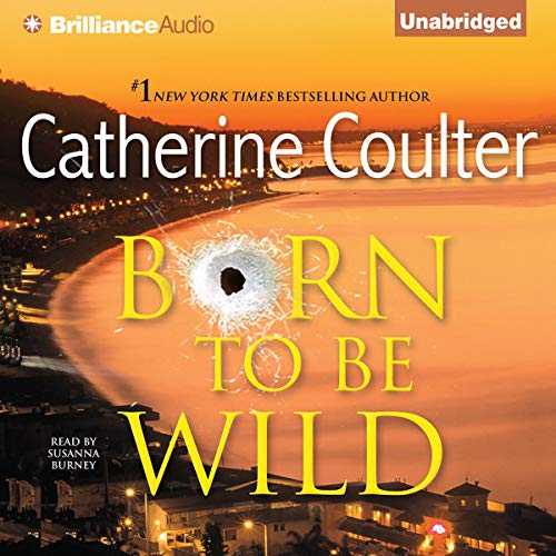 Born to Be Wild audiobook cover art