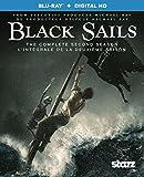 Black Sails Sn2 [Blu-ray]