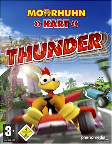 Moorhuhn Kart Thunder