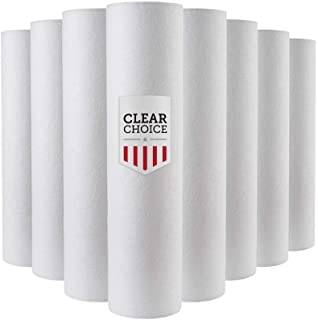 EcoLab 9320-2404 93202404 1-Pack Clear Choice Ice Filtration System Replacement Cartridge for Everpure EV961232 i4000 i4000 EV9612-32 Also Compatible with CUNO CFS9112EL-S Manitowoc AR-4000