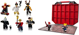 Roblox Action Collection - Masters of Roblox Six Figure Pack [Includes Exclusive Virtual Item] & Action Collection - Colle...