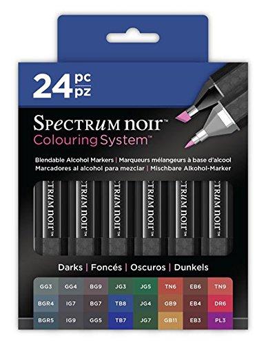 CRAFTER'S COMPANION Spectrum Noir Alcohol Marker Pens