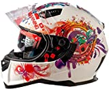 Shiro CASCO SH 881 SV MOTEGI PRINCESS (XS)