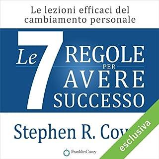Le 7 regole per avere successo copertina