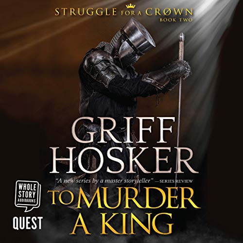 To Murder a King audiobook cover art