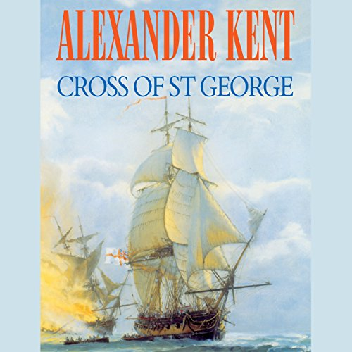Cross of St George audiobook cover art