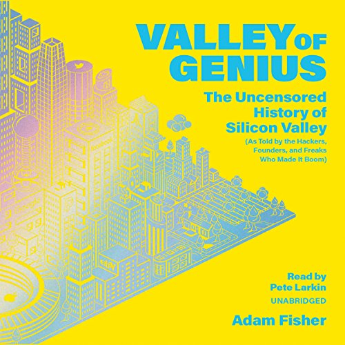 Couverture de Valley of Genius