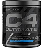 Cellucor C4 Ultimate, Sabor Icy Blue Raspberry - 880 gr