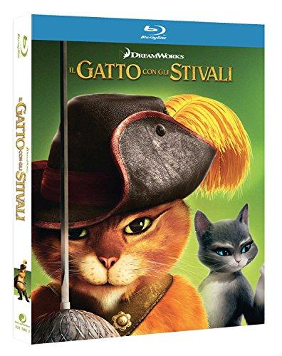 Il Gatto Con Gli Stivali [Italia] [Blu-ray]
