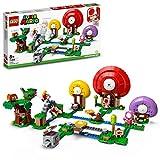 LEGO Super Mario Set de Expansión: Caza del Tesoro de Toad, Juguete...