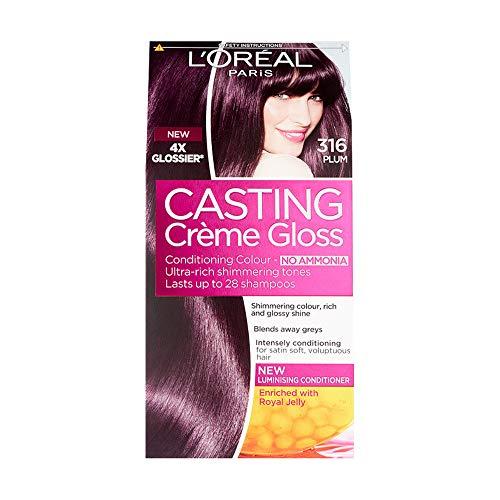 L'oreal Casting Creme Gloss 316 Plum, 240 g