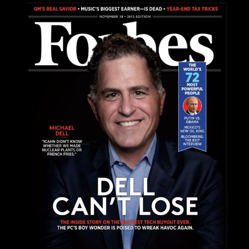 Forbes, November 4, 2013 cover art