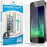 Power Theory iPhone SE/5s/5 Screen Protector Tempered Glass