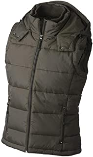 James and Nicholson Womens/Ladies Padded Vest