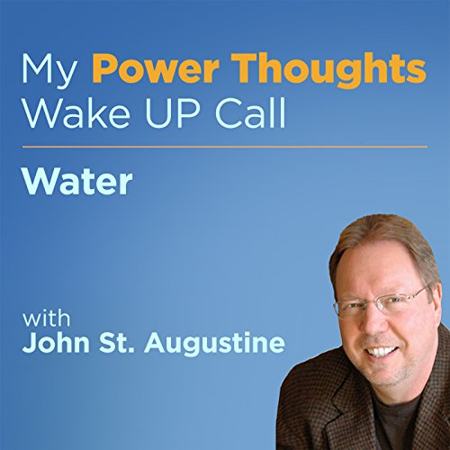 Water with John St. Augustine cover art