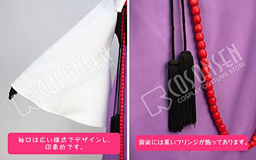 『刀剣乱舞 岩融 コスプレ衣装 (女性L)』の2枚目の画像