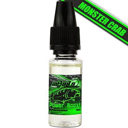 Angel-Berger Magic Baits Power Boost 10ml Flavour (Monster Crab)