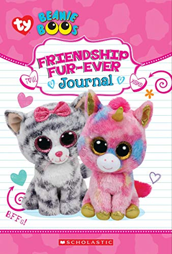 Friendship Fur-Ever (Beanie Boos Guided Journal with Fuzzy Cover)