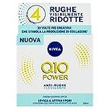 Nivea Q10 Power Antirughe Crema Giorno Viso SPF 15 per Pelli Miste, 50 ml
