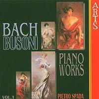 Piano Transcriptions #1 by PIETRO SPADA (2000-02-15)