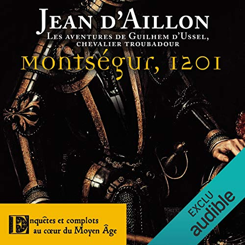 Montségur, 1201 audiobook cover art