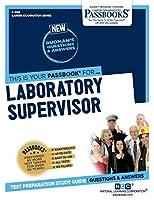 Laboratory Supervisor (Career Examination)