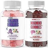 MAV Nutrition Magnesium Gummies & Nootropics Gummies for Kids - 60 Count