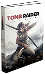 Tomb Raider Limited Edition Strategy Guide de BradyGames