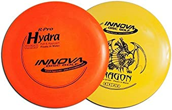 Innova Floating Disc Golf Set (Floats on Water) DX Dragon & R-Pro Hydra by Innova - Champion Discs