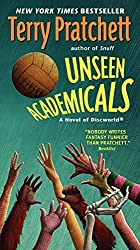 Cover of Unseen Academicals