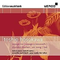 HOSOKAWA/ VOYAGE 8/VOYAGE X NOZARASHI/STUNDEN-BLUMEN