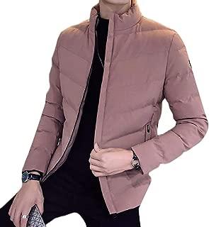 yibiyuan Mens Casual Thicken Fleece Lined Hooded Velvet Jacket Coat Sweatshirt