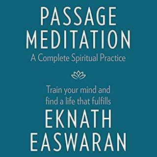 Passage Meditation - A Complete Spiritual Practice cover art