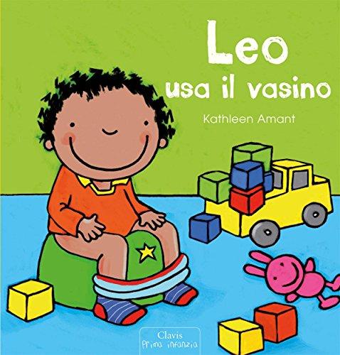 Leo usa il vasino (Prima infanzia - dai 30 mesi)