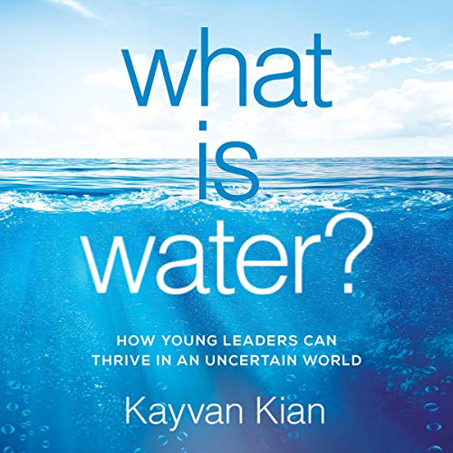 Couverture de What Is Water?