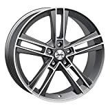Autec - Cerchioni RIAS 8.5x20 ET40 5x112#NV per Audi A3 A4 A6 A8 Q2 Q3 Q5 S3 S4 S6 S8 SQ5 TT