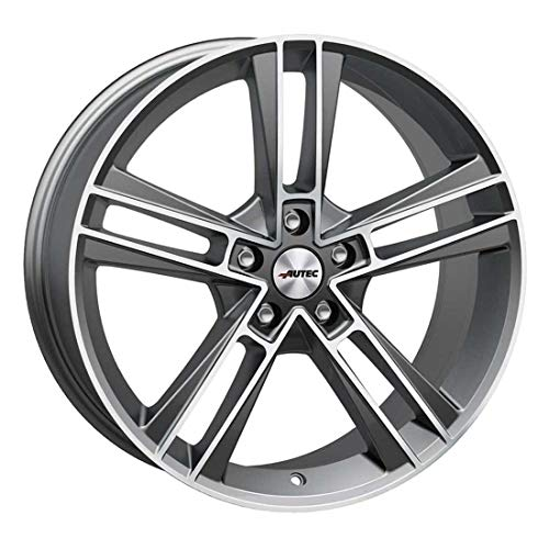 Autec Llantas RIAS 8.5x20 ET30 5x112#NV para Audi A4 A5 A6 A7 A8 Q3 Q5 RS 3 S4 S5 S6 S7 S8 SQ5