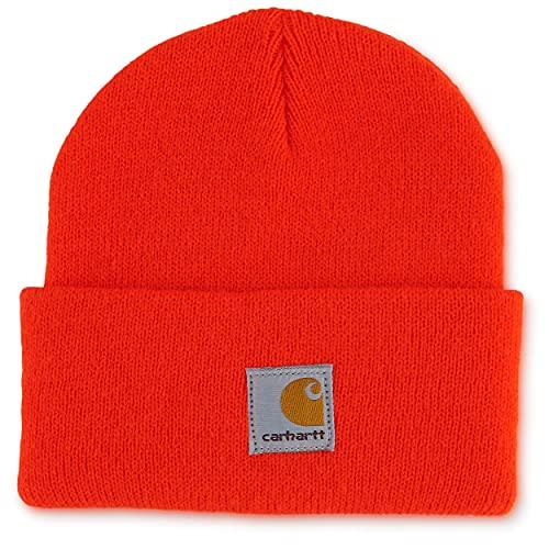 Carhartt Youth Acrylic Watch Hat, Brite Orange, Toddler