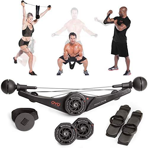 OYO Personal Gym – Ganzkörper-Krafttraining für Arme, Brust, Rücken, Rumpf, Bauchmuskeln und Beine