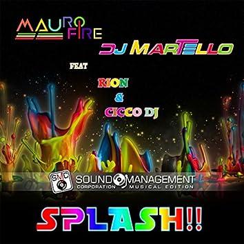 Splash!! (feat. Rion, Cicco DJ)