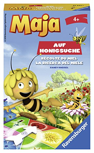 Ravensburger Mitbringspiele 23443 - Biene Maja Auf Honigsuche