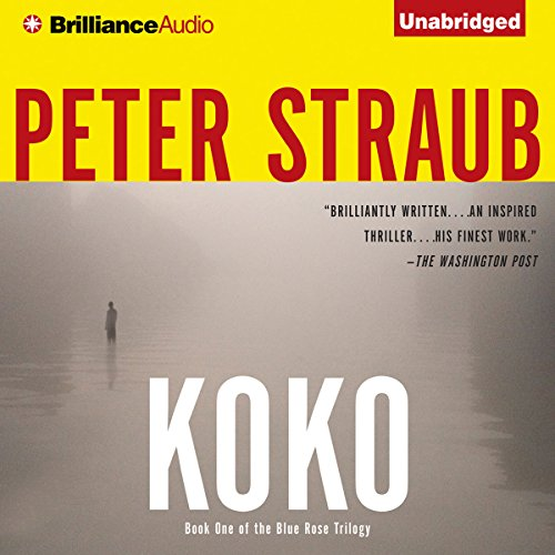 Koko audiobook cover art