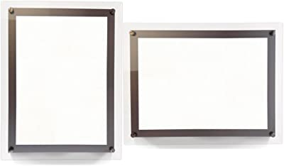 "Trend Setters 24"" x 17"" Acrylic Frame and Wall Mount - For MightyPrint Wall Art"