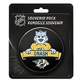 Sherwood Nashville Predators Team Mascot NHL Souvenir Puck -