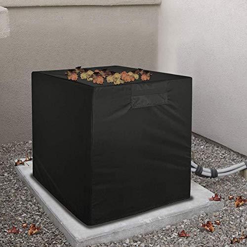 Gereton Klimaanlagenabdeckung für den Außenbereich wasserdichte Abdeckung der Zentraleinheit Wasserdichter Außenschutz 97x97x100cm