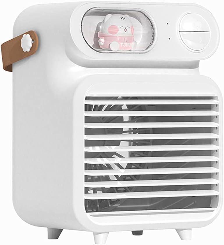 Jetamie Portable Desktop USB Air latest Cooling Fan Night 3 Ligh in 1 Long Beach Mall W