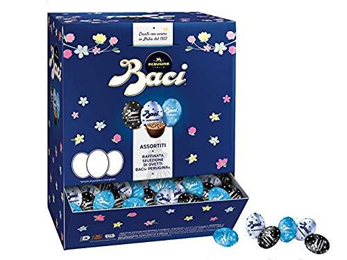Ovetti Baci Perugina con Espositore 3 Kg Pasqua Cioccolata