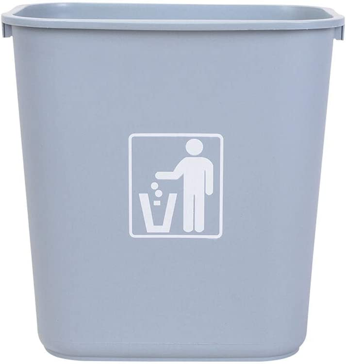 Quoqunshop Waste Our shop OFFers the best service Recycle Bin Wastebasket Box Plastic Colorado Springs Mall Hou Storage