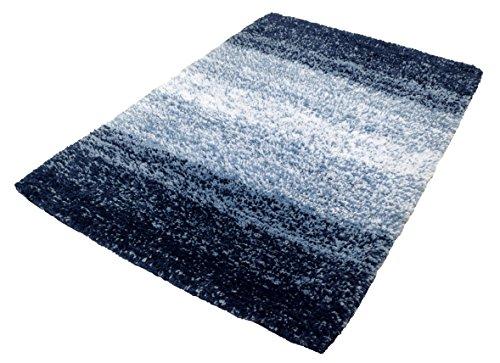 Kleine Wolke Oslo Badteppich, 100% Polyester, mare, 90 x 60 cm